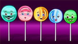 Candy Finger Family - Sugar Candy Finger Family Nursery Rhymes - Finger Family Songs