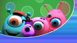 The Shape Circle - Monster Family Colors and Shapes