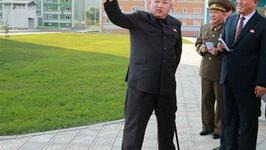 Kim Jong Un Reappears in Public After Six Week Absence