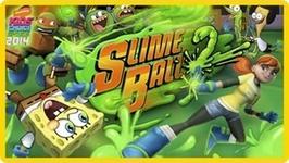 Nickelodeon Games - Slime Ball 2 - Kids'Choice Sports 2014