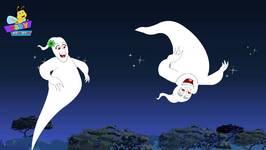 Ghost Finger Family  Finger Family Rhymes For Children