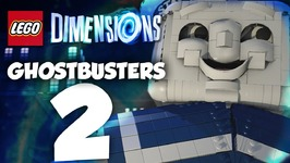 LEGO Dimensions Ghostbusters Level Pack Gameplay, Part 2