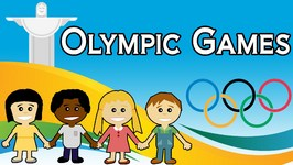 Olympic Games For Kids - List Of Olympic Games 2016 - Rio 2016