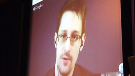 Snowden Awarded by International League Human Rights