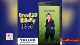 Pokemon Go Lures in Clinton Voters