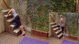 Plus Size or Beginner Workout - Follow Along
