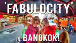 Behind the Scenes Filming Fabulocity in Bangkok!