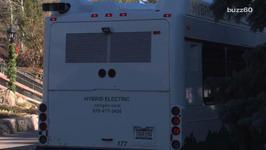 11-Year-Old Boy Steals City Bus