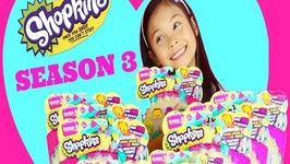 Shopkins Season 3 Opening - Part 2 - Ultra Rare, Special Edition And Polished Pearl