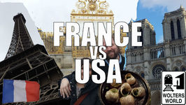 France Vs America - What You Should Know Before You Visit France