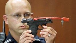 George Zimmerman Sells Trayvon Martin Gun for 120k