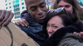 Free Hugs In New York City - NYC Daily Vlog No. 3