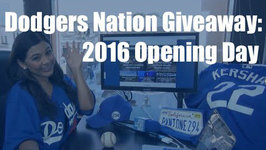 Dodgers Nation Giveaway: 2016 Opening Day