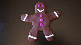 Play-Doh Gingerbread