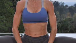 Brutal Tabata Workout for Upper Body and Core with Julia Bognar - 25 min
