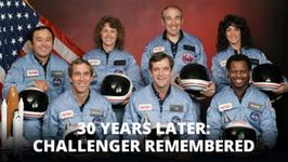 Where were you when...? Challenger's 30th anniversary