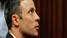Oscar Pistorius Sentenced to 5 Years