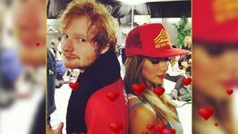 Sheeran and Scherzinger - New Couple Alert