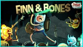 Adventure Time Finn And Bones - Full Game -  2 Hour Non Stop Gameplay - Adventure Time Games