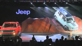 2014 New York Auto Show - Jeep Renegade Highlights