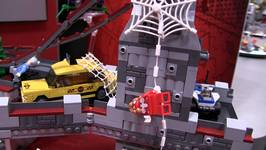 LEGO Spider-Man : Web Warriors Ultimate Bridge Battle NYTF Teaser : LEGO 76057 tfny