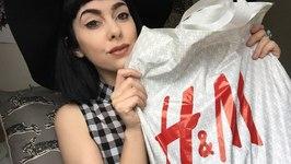H&M Holiday Clothing Haul