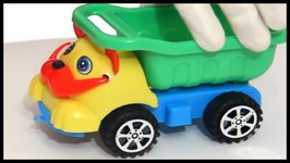 Children's Videos  Toy Car Clown Lego Truck  Learn To Count