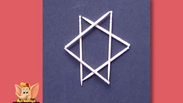 Entertaining Triangle Puzzle With Toothpicks