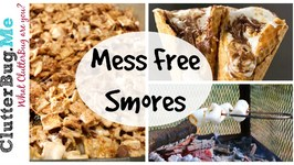 Make it Monday - Mess Free Smores