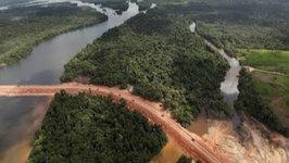 Chinas Amazon Railway Spells Environmental Disaster