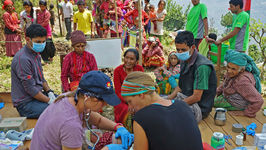 Nepal Earthquake Relief With Active Hearts Himalaya