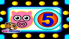 Counting By Fives - Learn to Count by 5's - Big Numbers Song - Teach Kids Math - Maths Learning