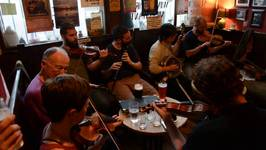 Travel With Kids Ireland - Traditional Irish Music Session