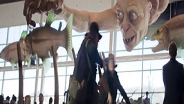 Air New Zealand Debuts Hobbit -Themed In-Flight Safety Video