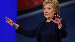 Hillary & Bernie Spar Over Donations & Wall St. Speaking Engagements