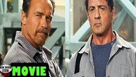 Escape Plan  - Arnold Schwarzenegger, Sylvester Stallone - New Media Stew Movie Review