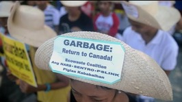 Villar hits Trudeaus 'gimmicks,' leaving garbage issue hanging
