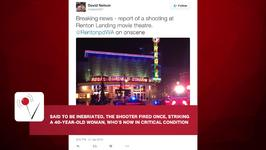 Man Shoots Into Crowded Movie Theater