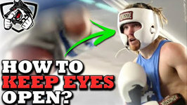How To Keep Your Eyes Open In A Fight - 3 Defensive Drills
