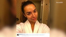 Miss Universe Contestants Go Makeup-Less