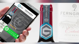 Smart Wine Bottle Can Detect Counterfeit Wines