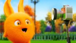 Cartoon - Sunny Bunnies - SELFIE-Funny Cartoons for Children