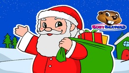 Here Comes Santa Claus - Busy Beavers Christmas Song