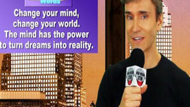Change Your Mind, Change Your World - John Basedow's Wake-Up Words