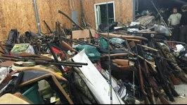 South Carolina Police Seize 7,000 Plus Guns From a House