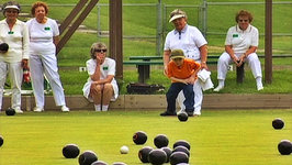 This is Daniel Cook Lawn Bowling