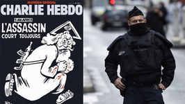 Charlie Hebdo Anniversary: Man With Meat Cleaver Killed By Paris Police