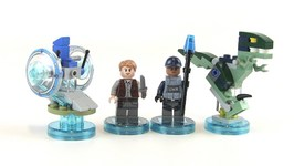 LEGO Dimensions Jurassic World Team Pack 71205 Review