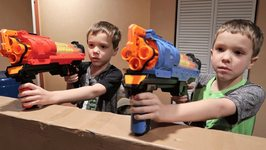 Nerf War   Mail Time Mayhem 32 Nerf Mods