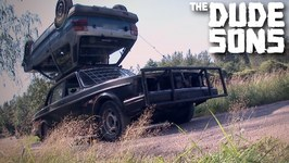 Stunt BLOOPER: The Double Car Crash Fail